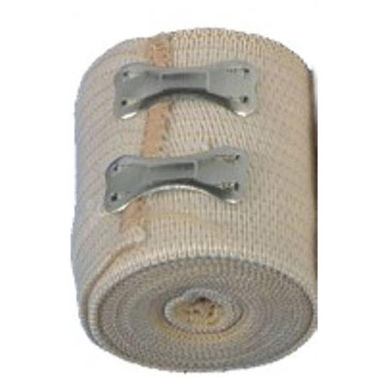 Tensor Elastic Bandage Wrap 4-Inch Beige