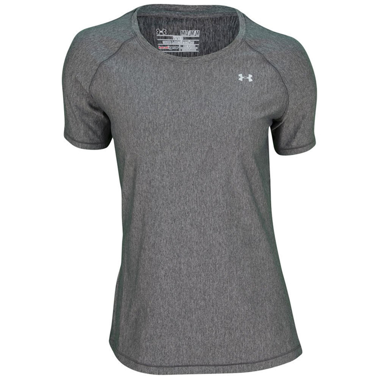 New Womans Under Armour Heat Gear T Shirt