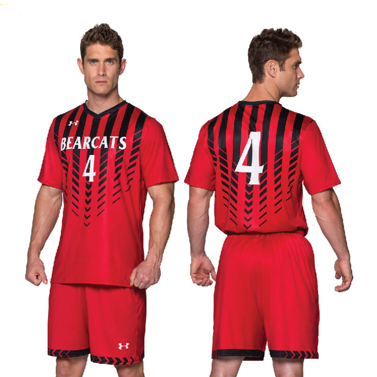 sports shoes a7837 63dec Under Armour Men's Armourfuse Soccer Jersey - Calcio