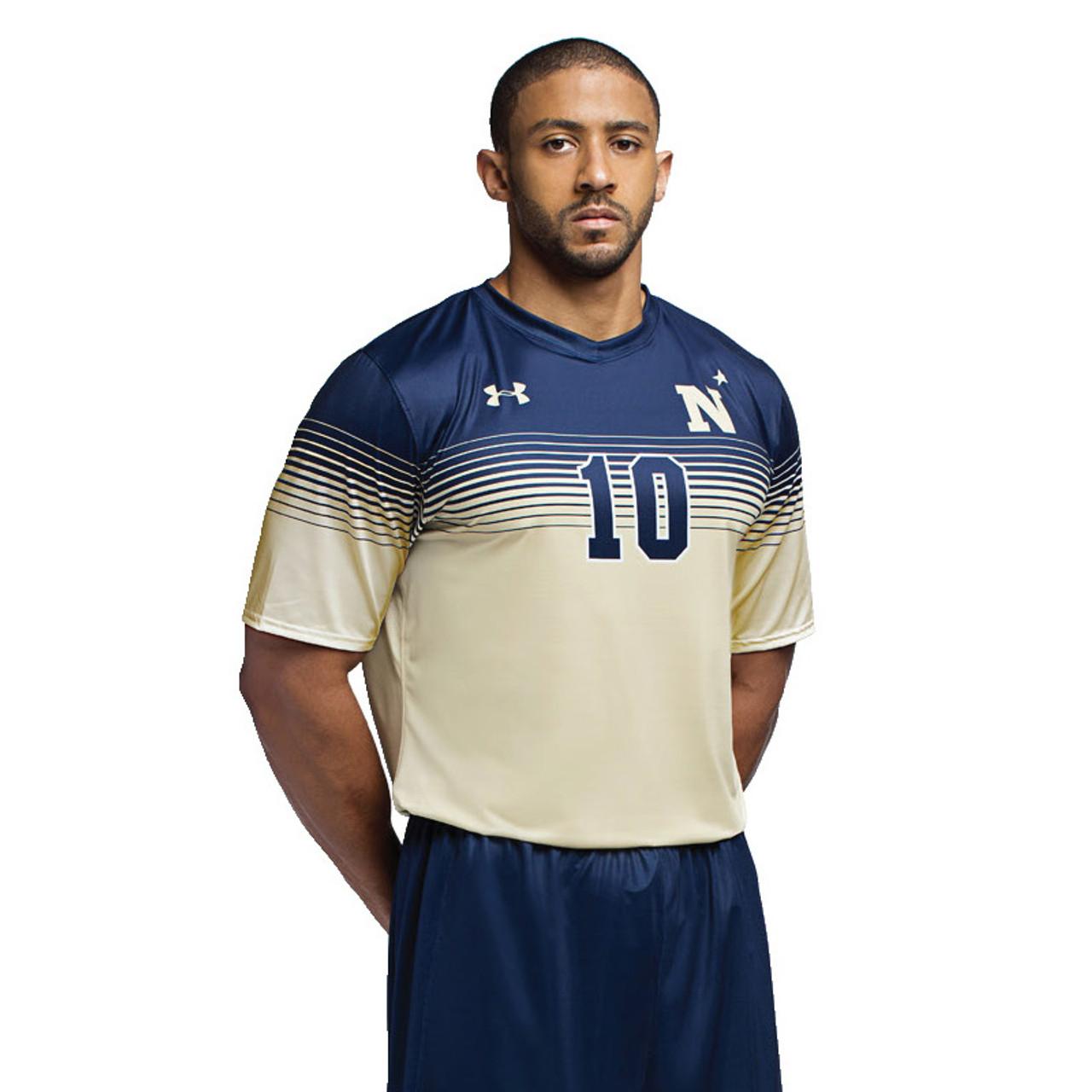 Húmedo proporción Mal  Buy Under Armour Maestro Soccer Jersey Online | Marchants.com