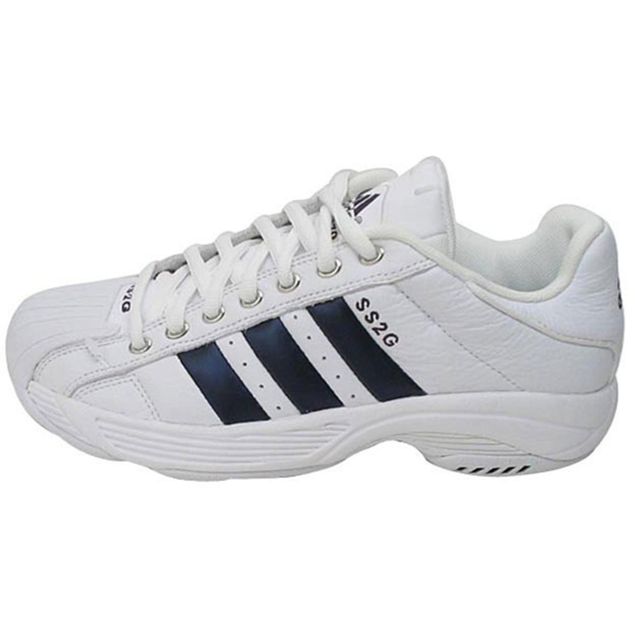 Adidas Superstar 2G Womens Basetball Shoe