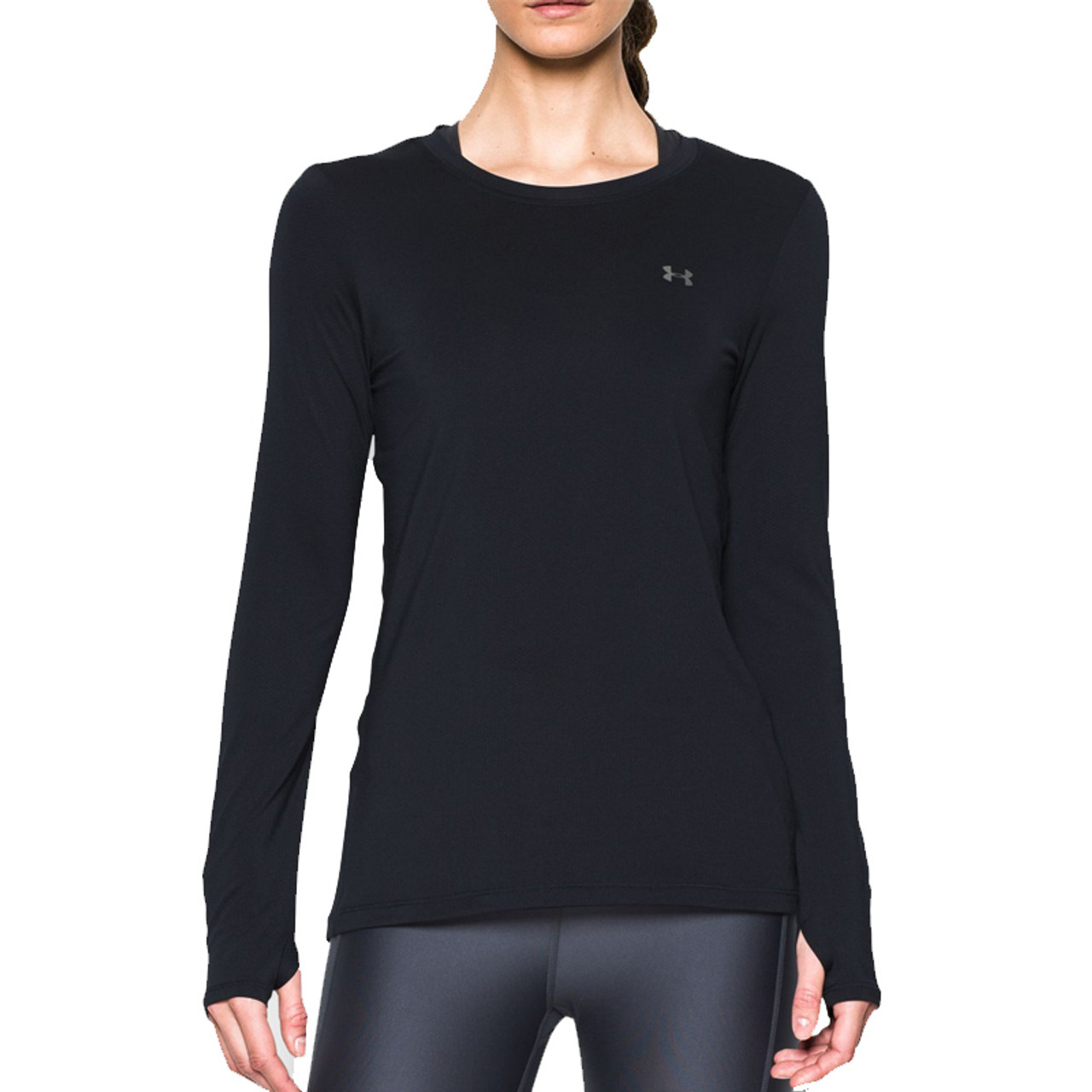 under armour long sleeve women's