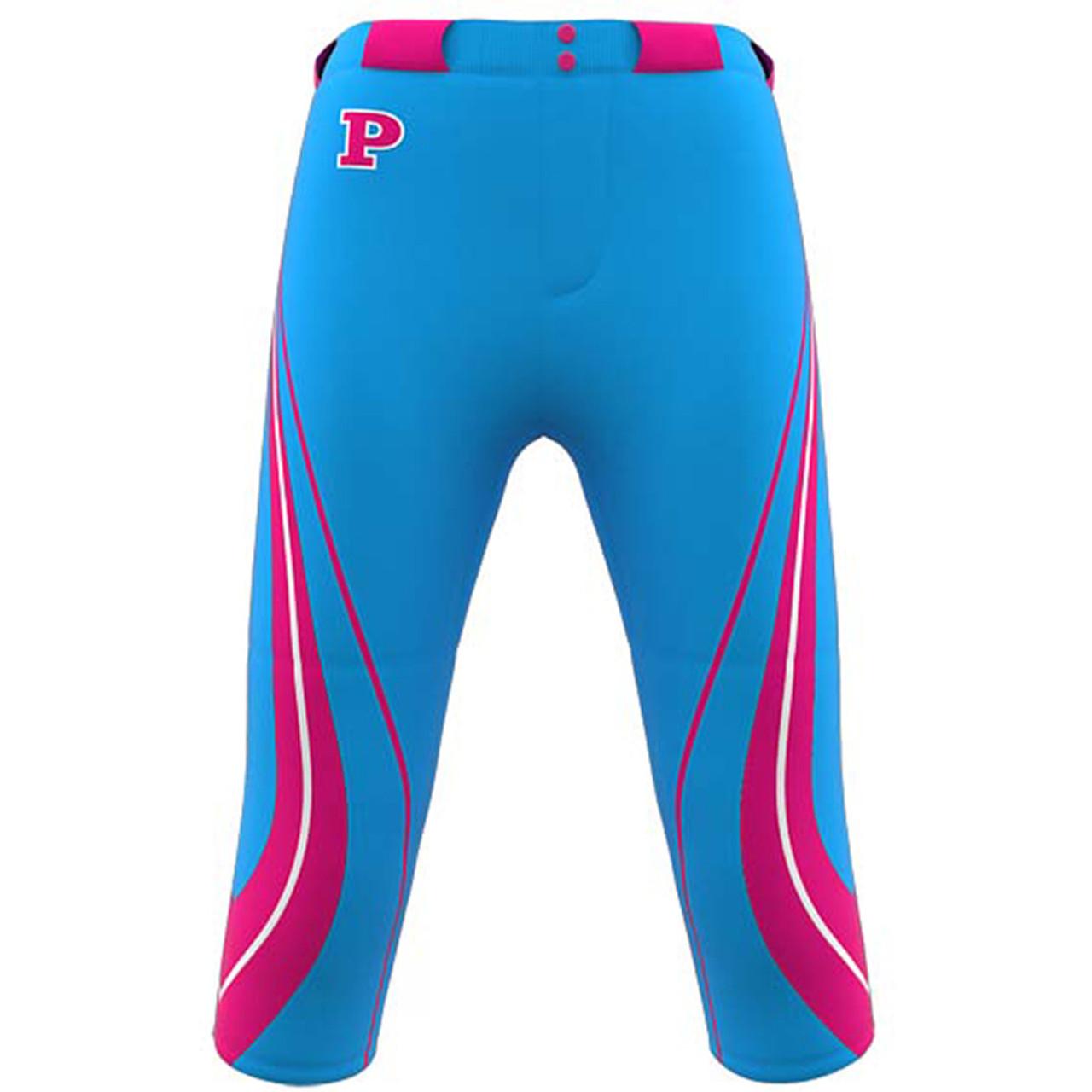 5491ff8fc301 AthElite Girls Ace Softball pants- Sublimated Softball Uniforms ...