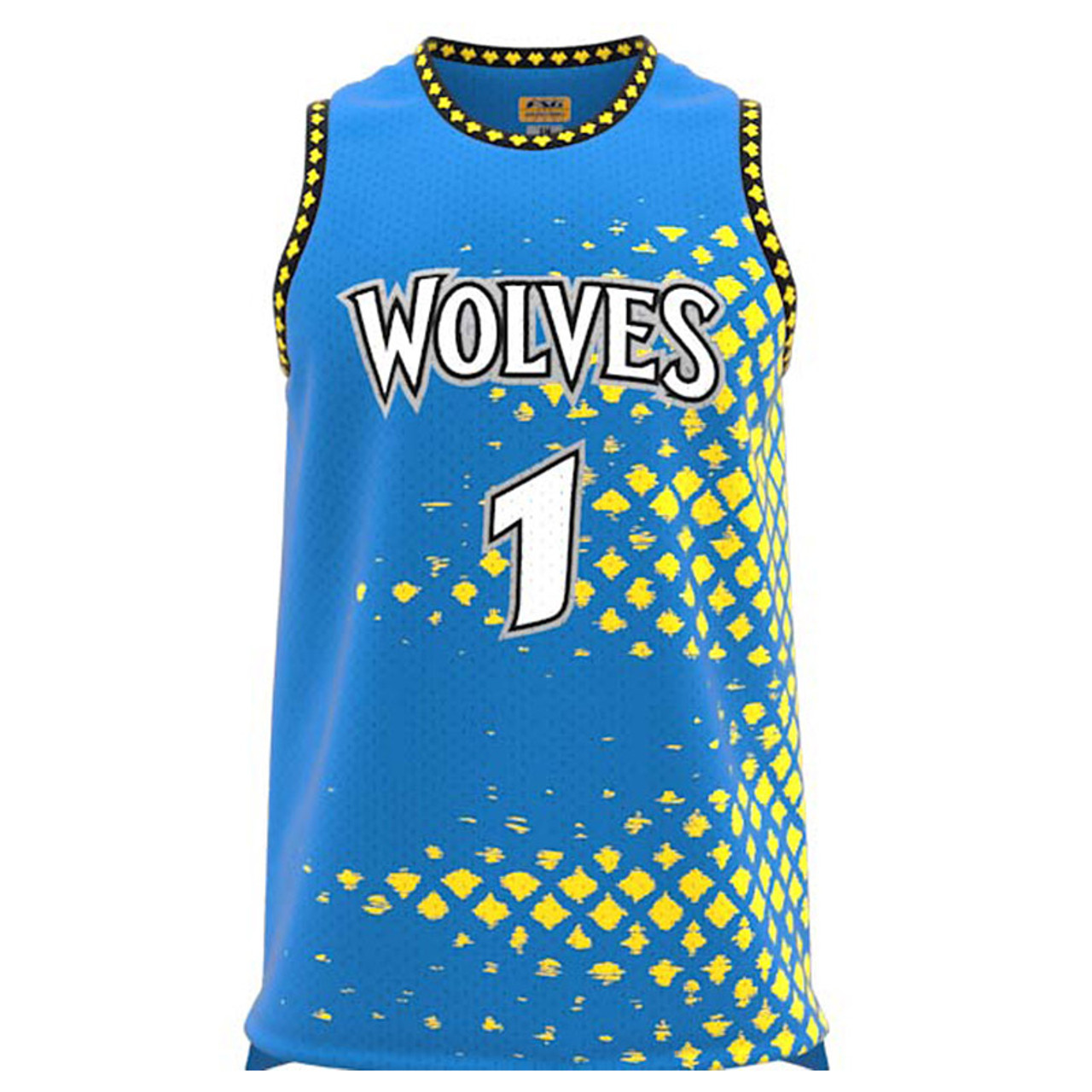 the latest a6aef 92aad AthElite Women Profile Basketball Jersey