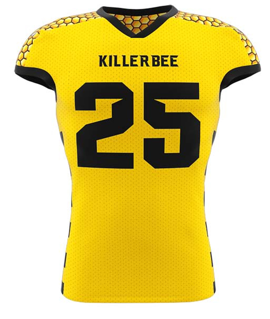 AthElite Mens Dual Threat Reversible Football Jersey