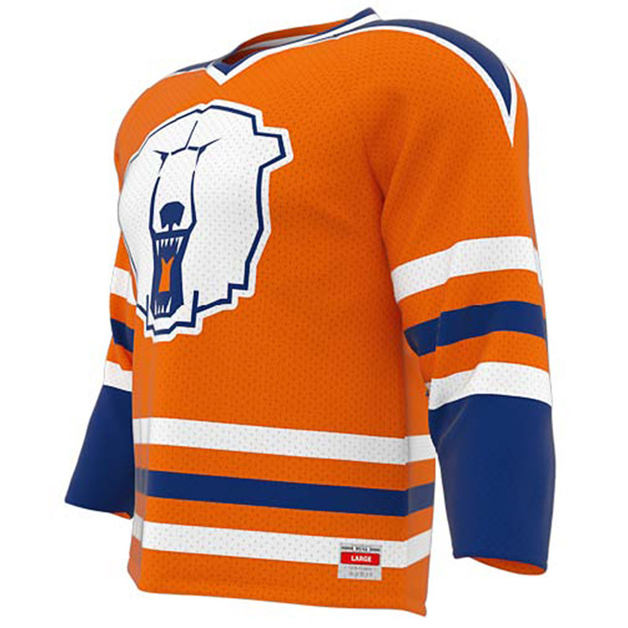 finest selection 03521 25c7f AthElite Mens Double Overtime Reversible Hockey Jersey