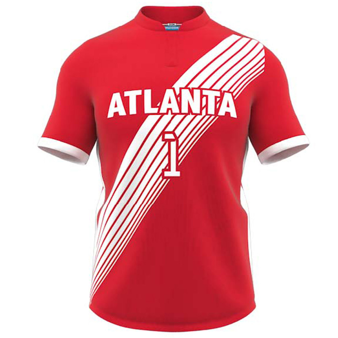 online store 1d9ef be364 AthElite Womens Euro Soccer Jersey