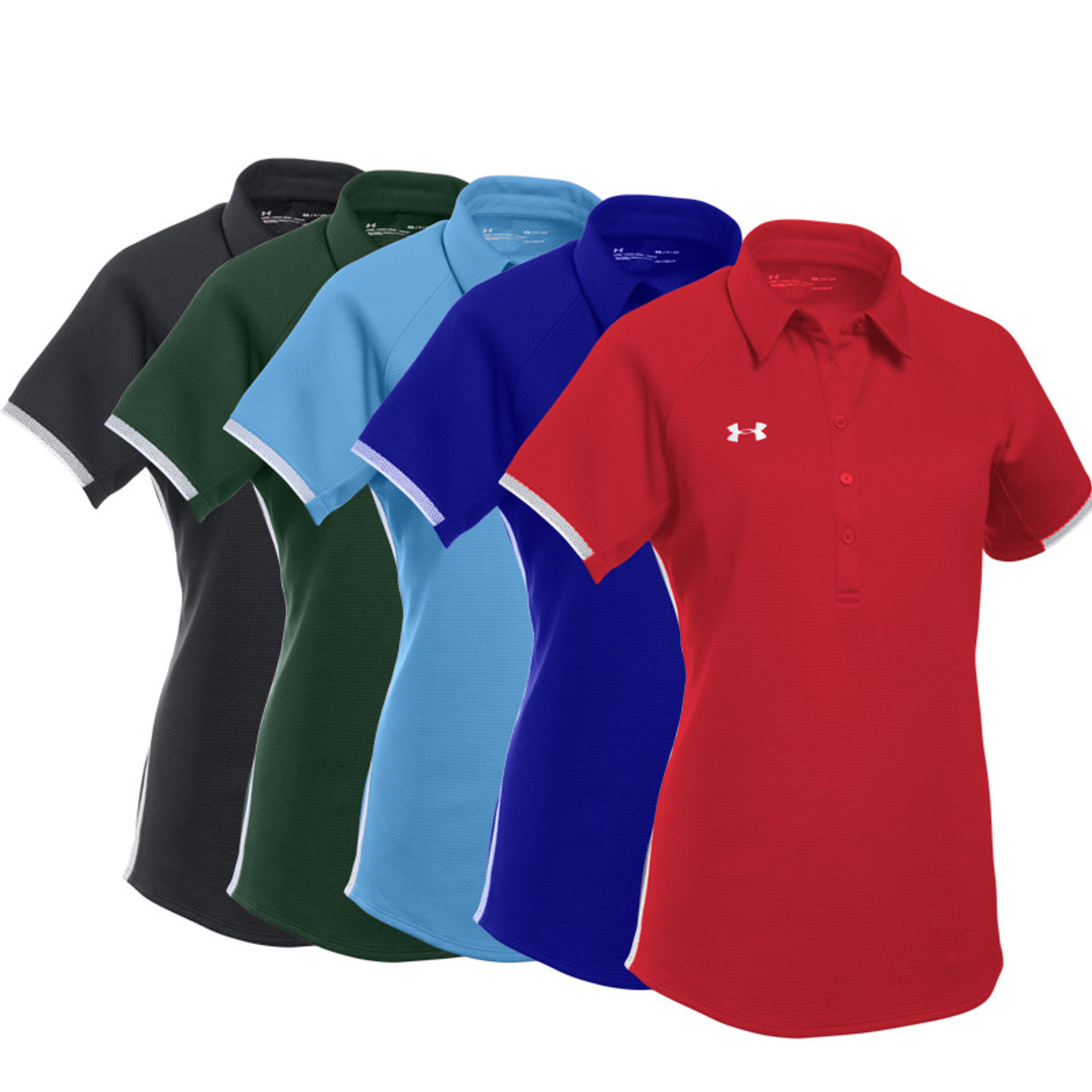 Under Armour Womens Rival Polo