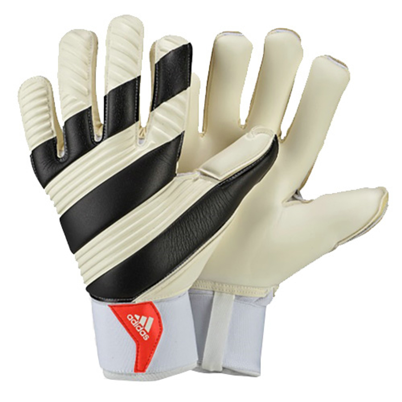 alegría Sastre Ambiguo  Adidas Classic Pro Soccer Goalie Gloves-Player's Equipment-Soccer    Marchants.com