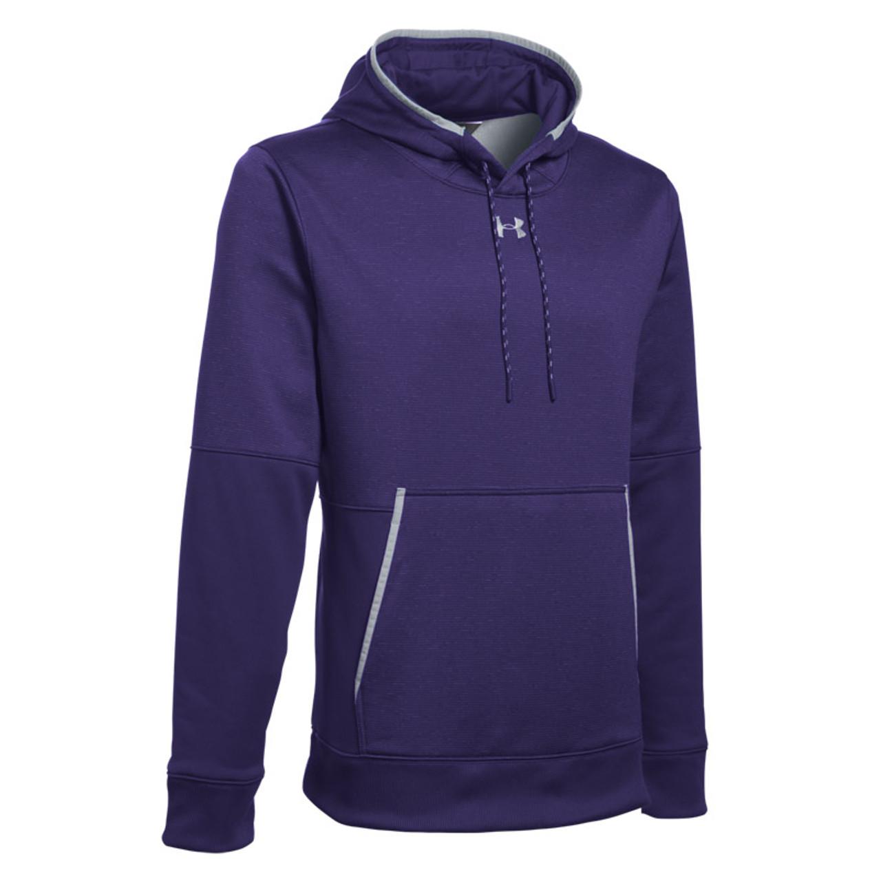 Men's Fleece Under Textured Armour Hoody lF1JcTK