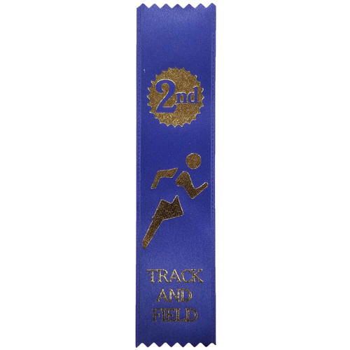 Stock (2nd) track ribbons (ea)