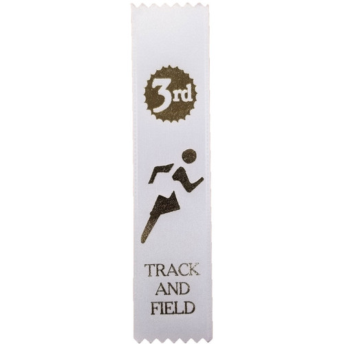 Stock (3rd) track ribbons (ea)