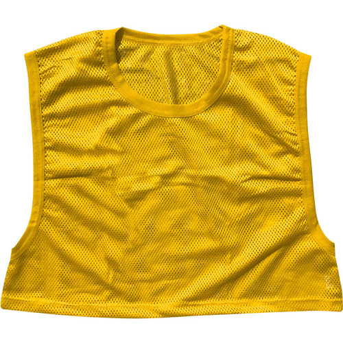 Adult Football Scrimmage Vest - GOLD
