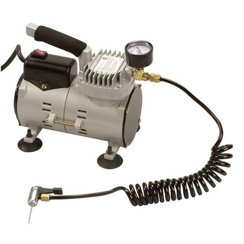 Ultra Quiet Air Compressor