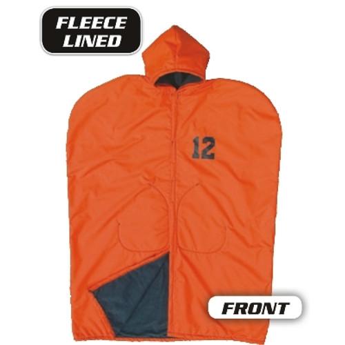 Fleece Lined Adult Sideline Cape