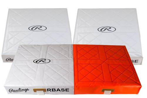 1 Double-First Base 2 3 Bases, Champion Official Size Foam Fill Base Set -