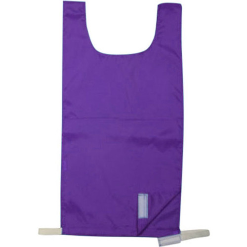 Elementary Nylon Pinnie - Purple
