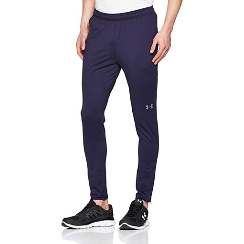 Large Under Armour UA Men/'s Challenger II Training Trousers Black New