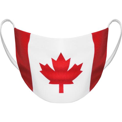 AK Adult Large Reusable Fabric Face Mask - O Canada (AK-AKFM-1119)