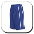 Alleson Women's Basketball Shorts height=