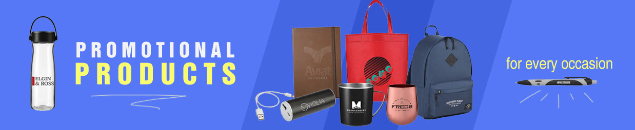 Promotional Products for Every Occasion