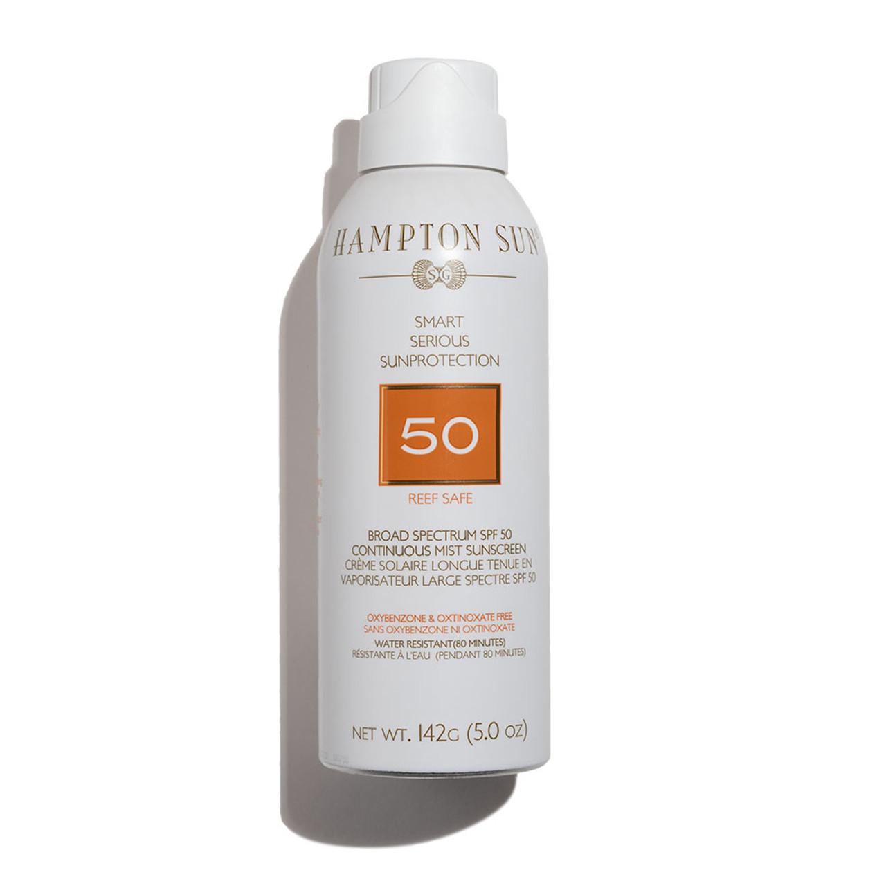 SPF 50 Continuous Mist 5.0 oz.