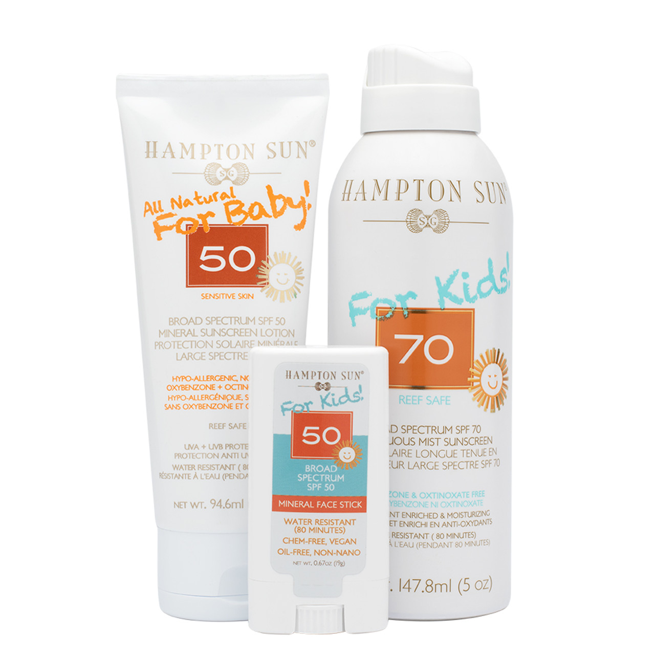 SPF 70 for Kids 5.0 oz.