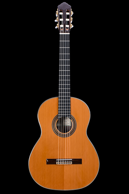 Kenny Hill New World Player Series Spruce P640C-With Elevated Fingerboard And Ports