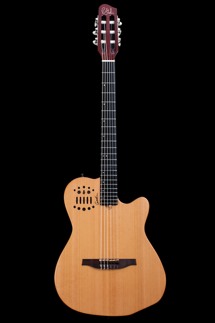 Godin ACS Slim Cedar Natural SG