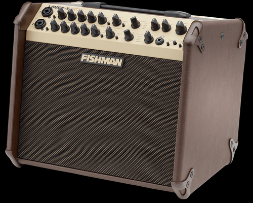 Fishman Loudbox Artist Front Angled View