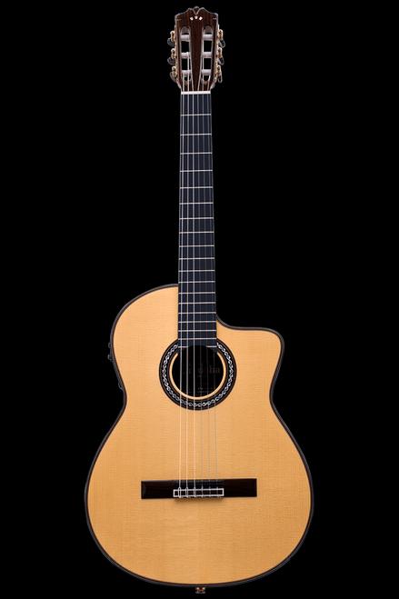 Cordoba Luthier GK Pro Negra Full Front