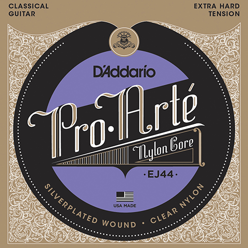 D'Addario EJ44 Pro-Arte Strings (front)