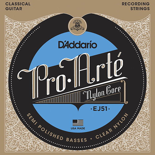 D'Addario EJ-51 Strings Package (front)