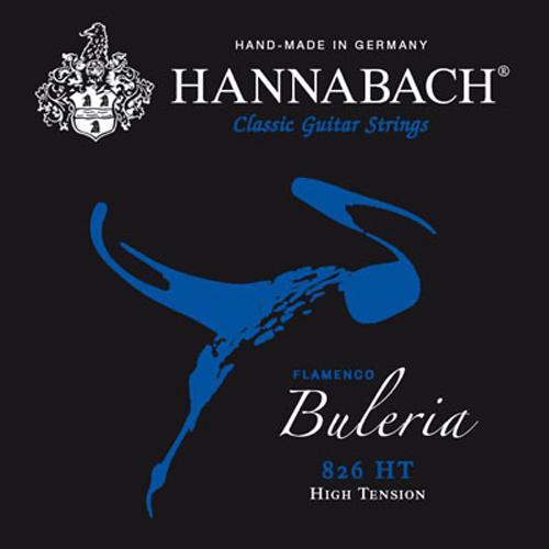 Hannabach 826 Flamenco Buleria High Tension Product Package
