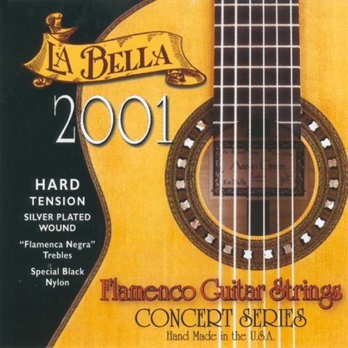 La Bella 2001 Concert Flamenco, Hard Tension