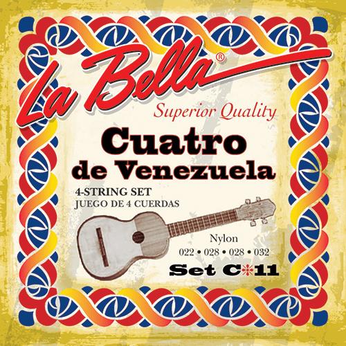 La Bella C11 Cuatro De Venezuela