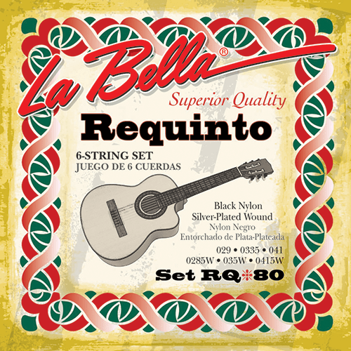 La Bella RQ80 Requinto