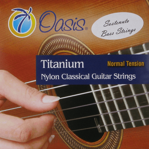 Oasis Titanium TS-5000 Product Package