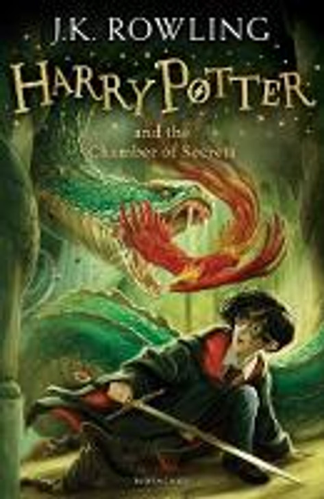 Harry Potter and the Chamber of Secrets / J.K. Rowling