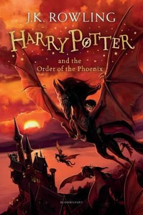 Harry Potter and the Order of the Phoenix / J.K. Rowling