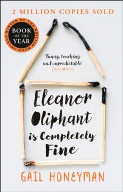 Eleanor Oliphant is Completely Fine P/B / GAIL HONEYMAN