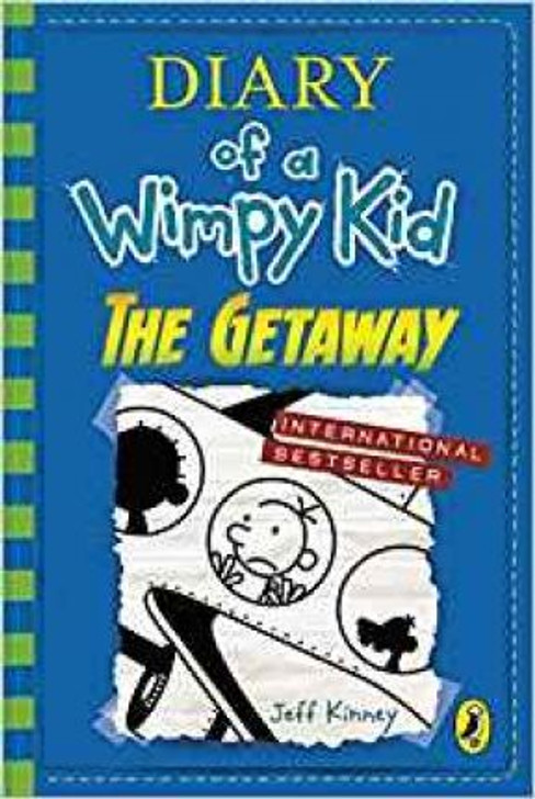 Diary of a Wimpy Kid 12 : Getaway / Jeff Kinney