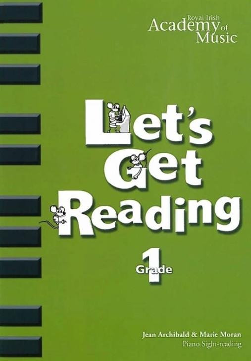 RIAM Let's Get Reading : Grade 1