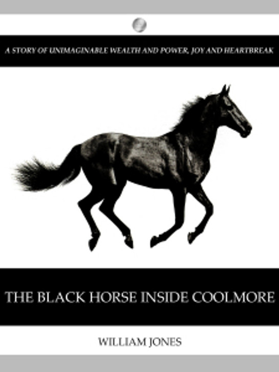 Black Horse Inside Coolmore **TEMPORARILY OUT OF STOCK**