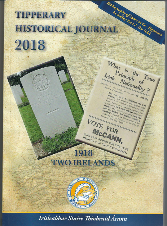 Tipperary Historical Journal 2018