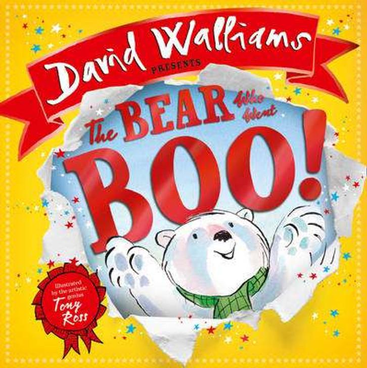 Bear Who Went Boo! P/B / David Walliams