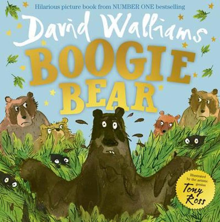 Boogie Bear Picture Book / David Walliams