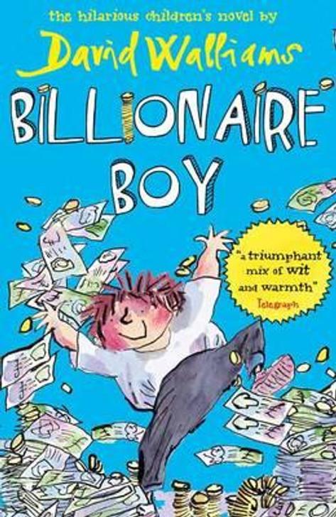 Billionaire Boy / David Walliams