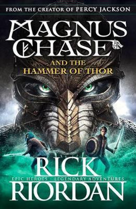Magnus Chase and the Hammer of Thor #2