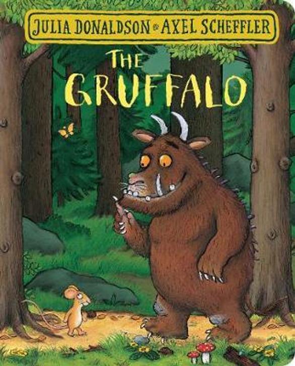 Gruffalo B/B, The / Julia Donaldson